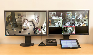 Image of monitoring system